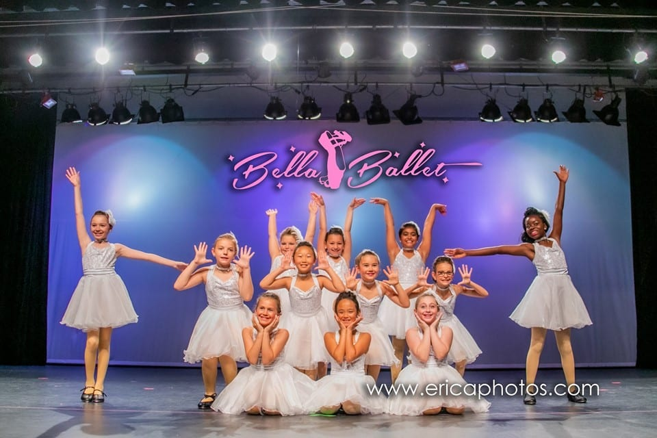 Bellas or Stage photo